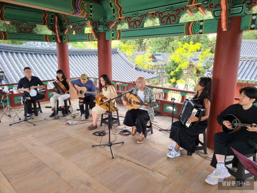 경북으로 음악여행, 안방에서 즐기는'니캉!내캉!버스킹
