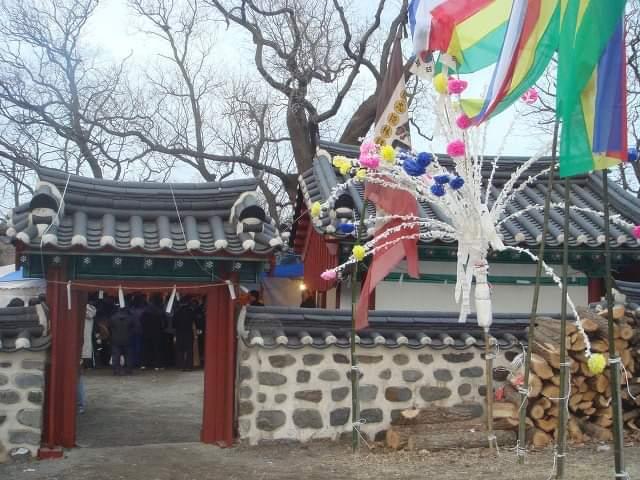 한국의 색  오방색