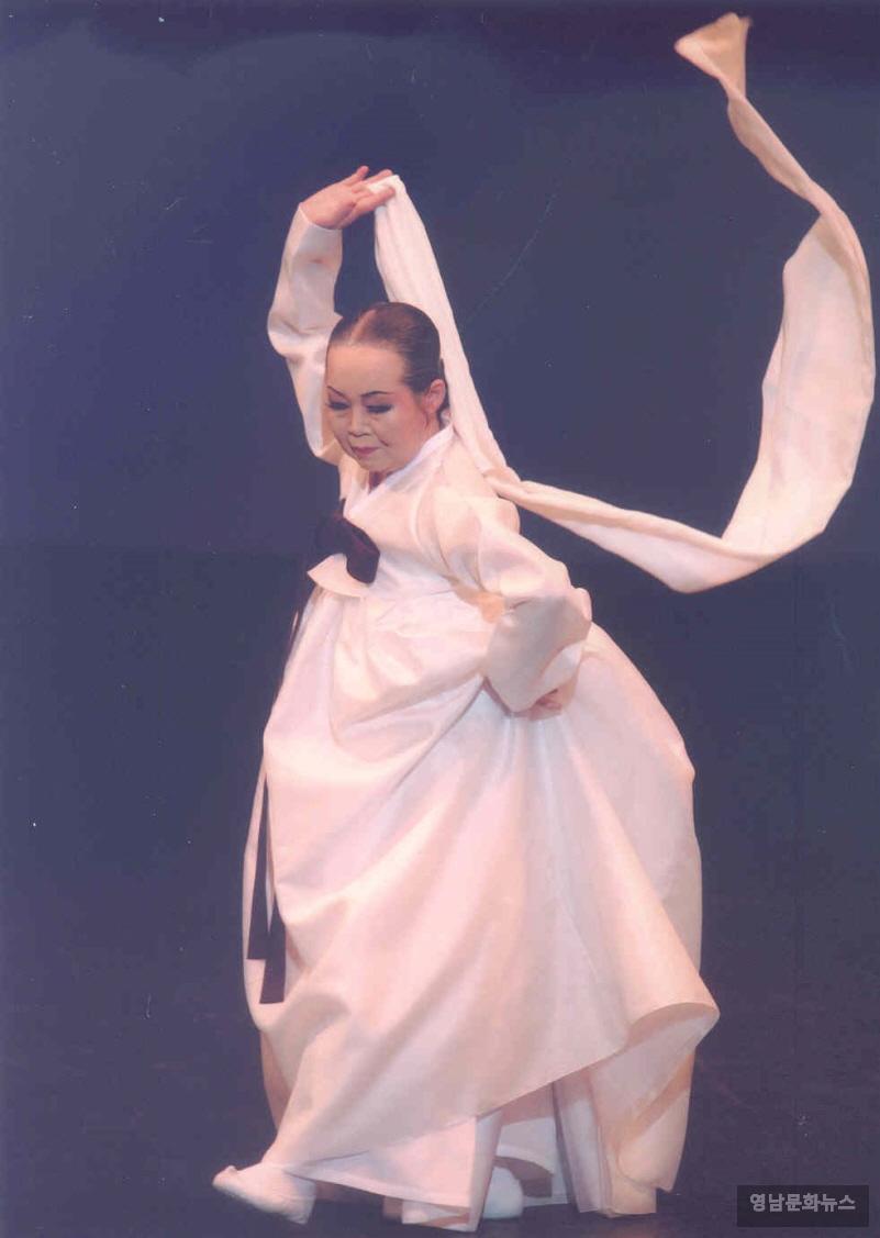 구순을 바라보는 권명화 명인의'춤'그리고'맥'