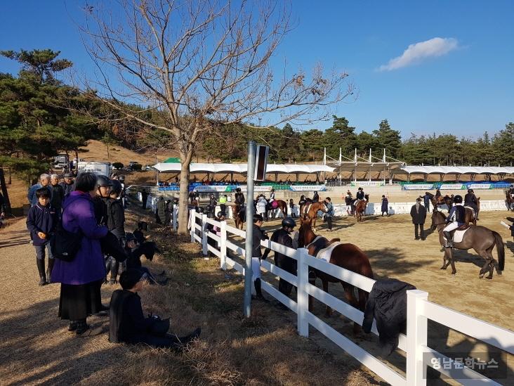 제7회 영천대마기 전국종합마술축제 성료