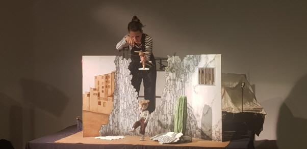 문경 에코 랄라 세계인형축제에서 정미숙 한지공예 작품많이 빛을 발하고